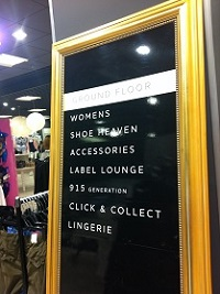 New-Look-collection-point-signage