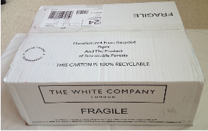 White-Company-delivered-package