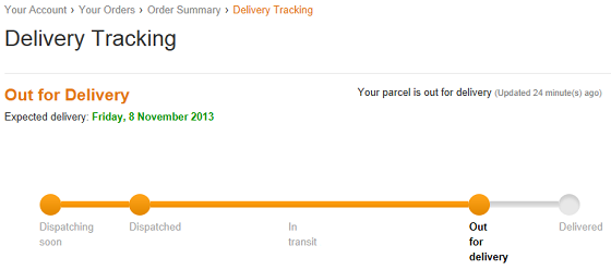 Can't wait in for a courier to collect your parcel?